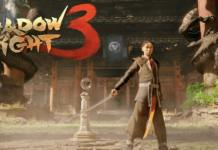 jeux shadow fight 3