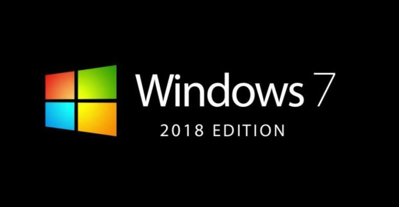 Windows seven 2018