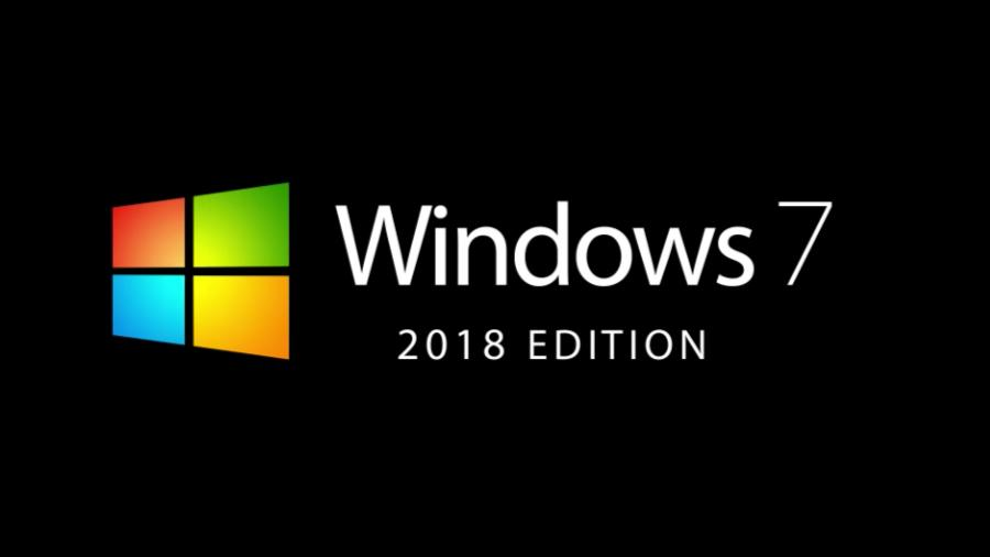 Windows seven 2018
