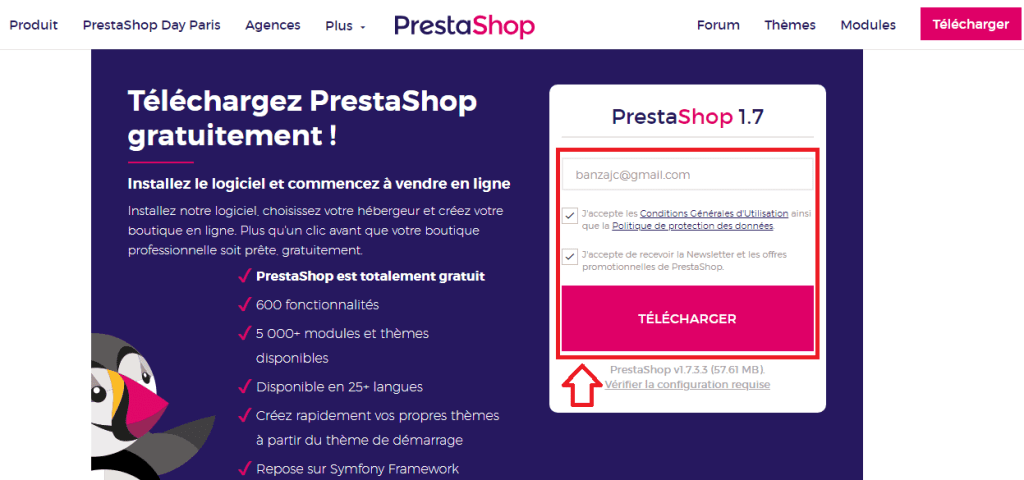 site e-commerce en rdc