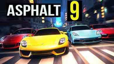 asphalt 9 sur google play