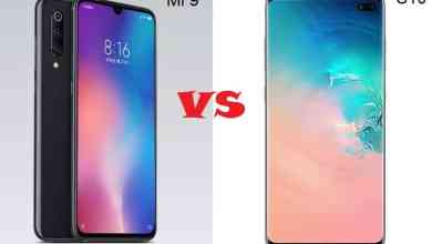 Xiaomi Mi 9 vs Samsung Galaxy S10e