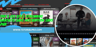 Streaming gratuits sans inscription sans pub