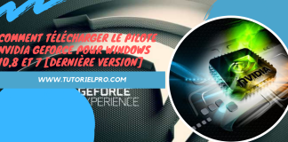 télécharger NVIDIA GeForce pour Windows 10