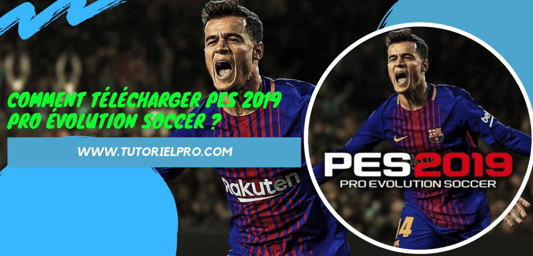 télécharger Pes 2019 Pro Évolution Soccer
