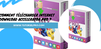 télécharger internet download accelerator Pro
