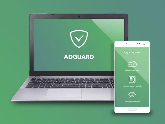 Adguard Windows 10 gratuits