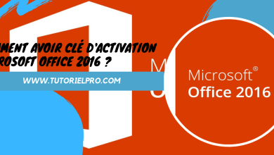 clé dactivation Microsoft office 2016