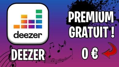 deezer premium gratuit ios
