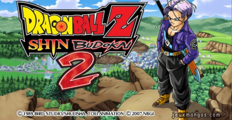 DRAGON BALL Z BUDOKAI 2 PS2 ISO