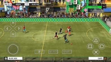 FIFA Street 2022 PPSSPP
