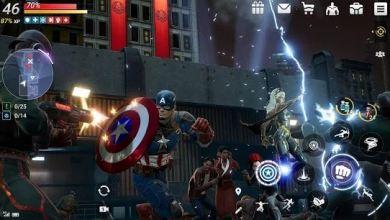 Marvel Future Revolution Apk Obb