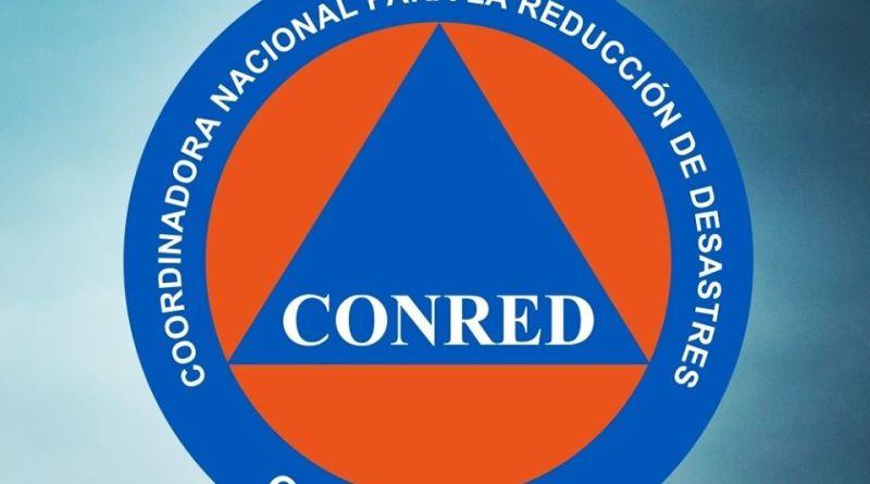 Logo de la cordinadora nacional contra desastres Conred