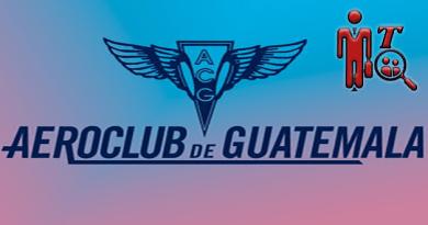 Logotipo del aeroclub de Guatemala