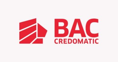 Logotipo del Banco de América Central BAc