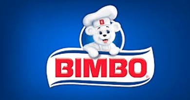 Logotipo de la empresa panificadora BIMBO