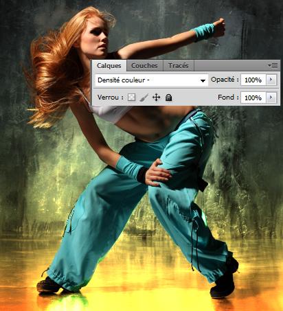 effet de feu avec photoshop dans tutsps