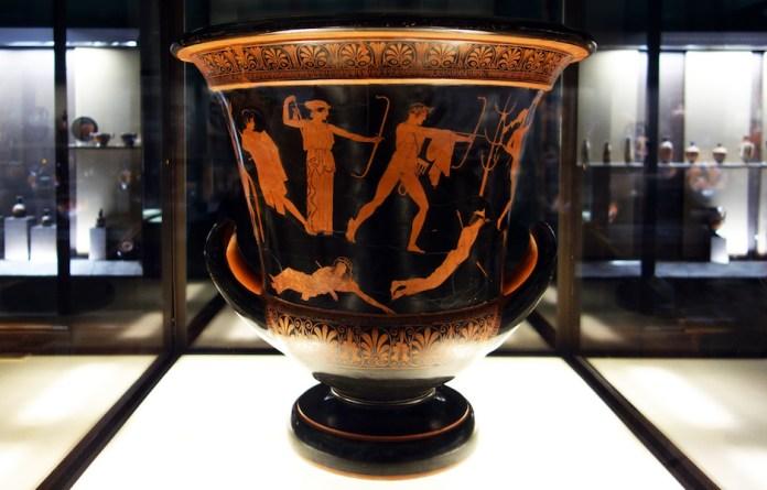 Pittore dei Niobidi, Museo del Louvre, Parigi