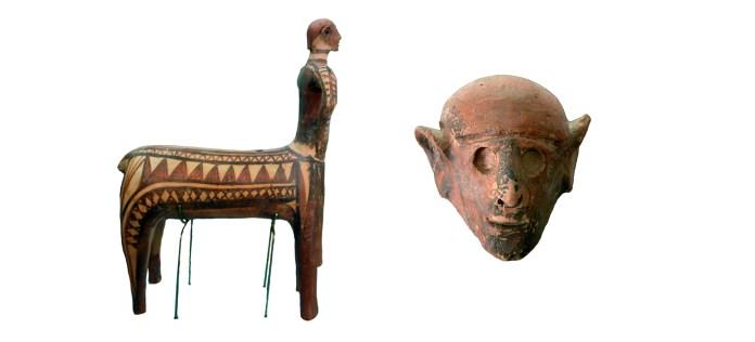 Centauro, c. 900 a.C.E.