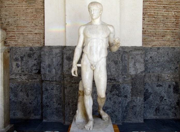 Policleto, Doryphoros o Il Canone