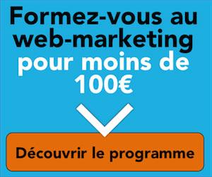Braquet Consulting : formez-vous au Webmarketing pour moins de 100€
