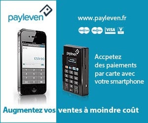 Payleven : un TPE 100% mobile et pas cher