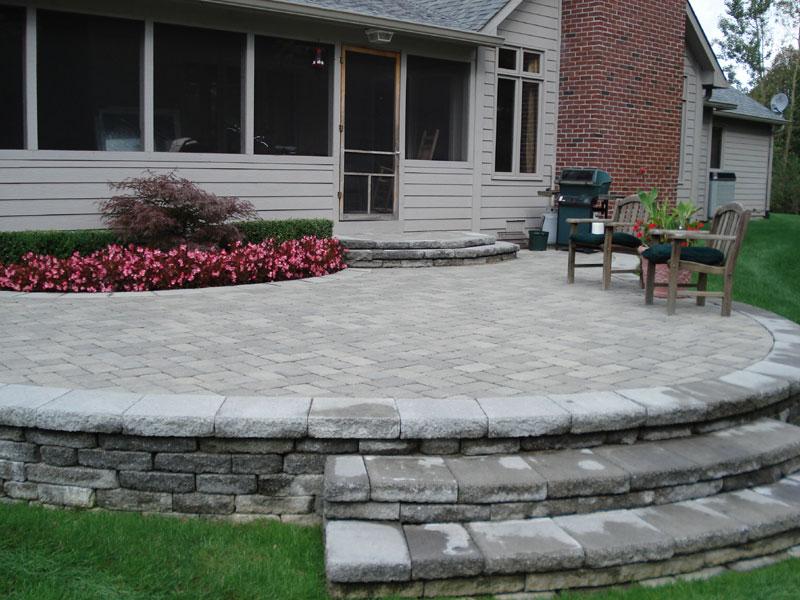 patios retaining walls tuttle s