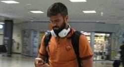 Alisson Fiumicino rientro da Oporto