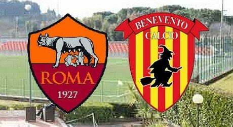 UNDER 15 ROMA-BENEVENTO 4-1 (TABELLINO)