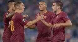 roma-astra-giurgiu-esultanza-giocatori