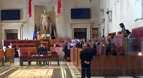Tangenti in Comune parte l'inchiesta su cinque progetti (RS Il Messaggero)