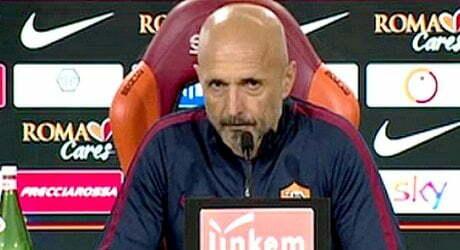 Spalletti aggiusta il tiro: 'Se finiamo secondi…' (RS Il Corriere dello Sport)