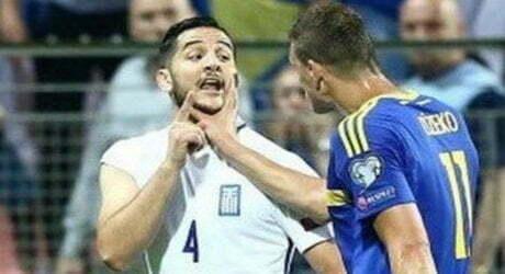 DZEKO: 'Manolas aveva provocato i tifosi. Ritornati a Roma abbiamo chiarito'