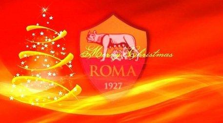 Buon Natale Famiglia.As Roma Buon Natale Da Tutta La Famiglia Giallorossa Video