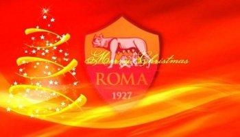 Auguri Di Buon Natale Alla Famiglia.Natale Di Roma Lazio 0 Roma 1 Ironica Risposta Della Societa