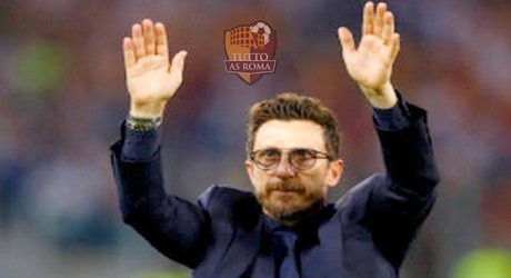 Di Francesco Panchina numero 50 Roma-Juventus 13 05 2018