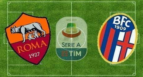 ROMA-BOLOGNA 2-1 (TABELLINO)