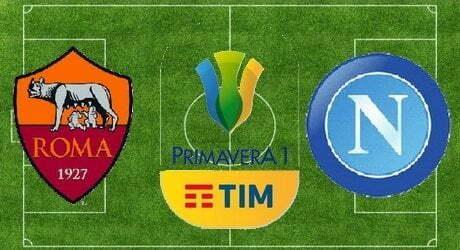 LIVE PRIMAVERA • ROMA-NAPOLI 4-1 (TABELLINO)