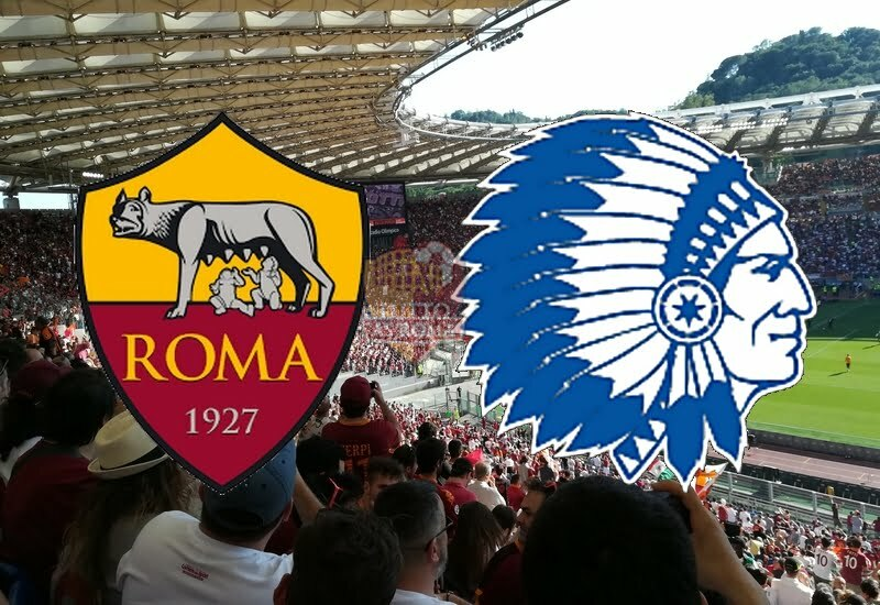 ROMA-GENT 1-0 (TABELLINO)