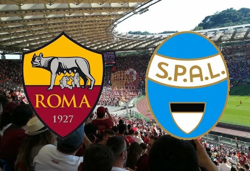 ROMA-SPAL 15 dicembre 2019 ore 18.00
