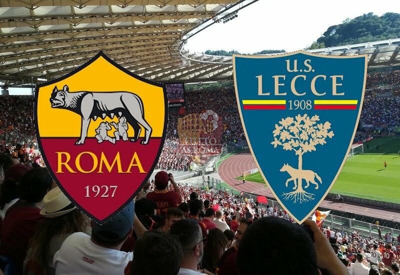 ROMA-LECCE 23 02 2020 ORE 18.00 (TABELLINO)