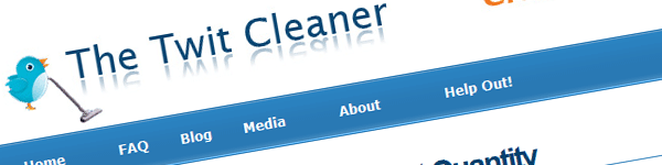 The Twit Cleaner<