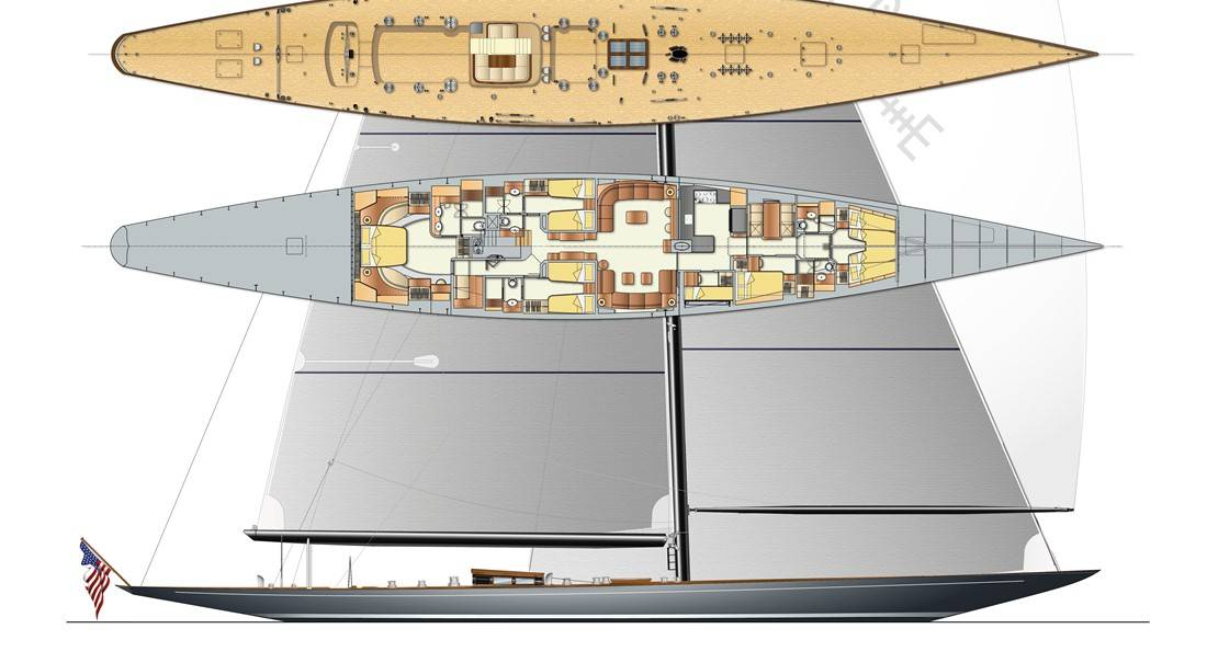 AMERICAS CUP WILL BE JOINED BY J CLASS SVEA
