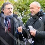 Salvatore Asmini con Di Carlo