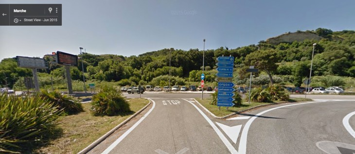 step 22 - exit autostrada in Gmmare