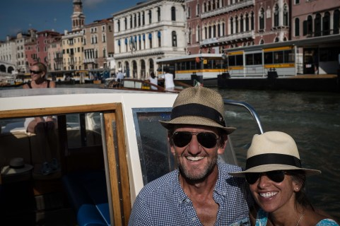 On the Grand Canal