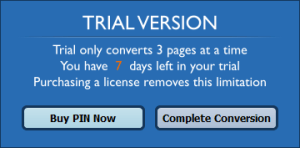 maschera trial
