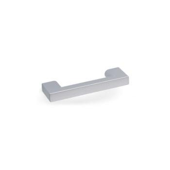 Paraschizzi e rivestimenti cucina da parete. Maniglia Per Mobile Soggiorno Serie Profile Interasse 64 Mm Alluminio Tuttoferramenta
