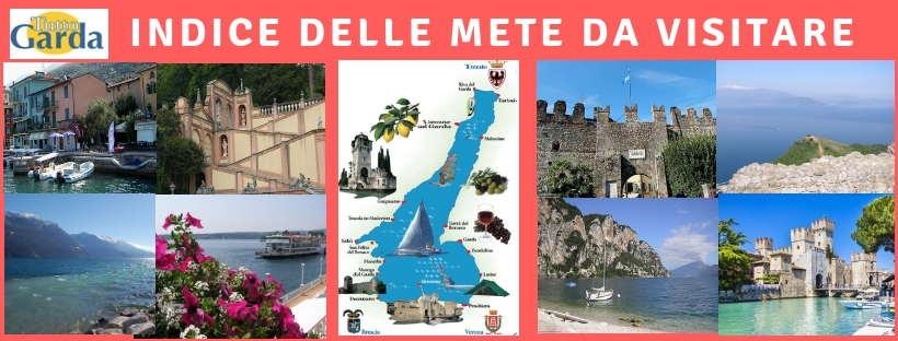 Lago Di Garda Cosa Vedere Tutte Le Più Belle Località E Le