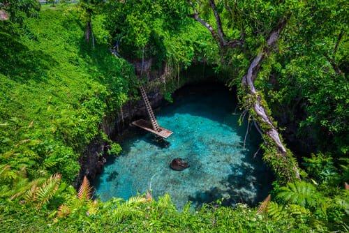 le piscine naturali